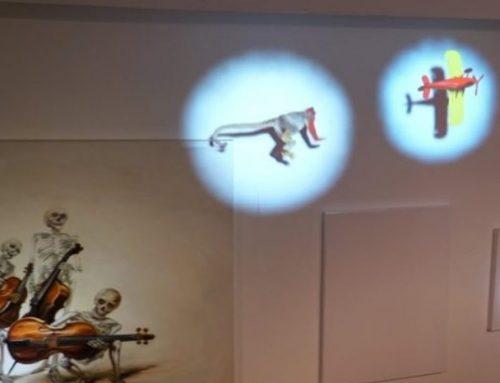 3D-проект «Арт — галерея»
