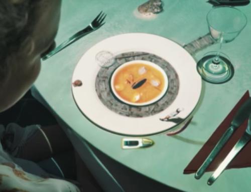 3D-проект «Рыбный ресторан»