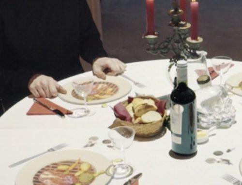 3D-проект «Мясной ресторан»